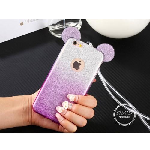 Чехол Микки Маус ушки на Iphone 7