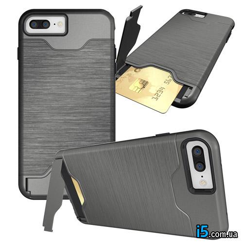 Чехол гибридный  на Iphone 8 PLUS
