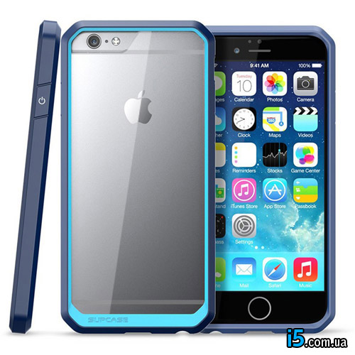 Чехол прозрачный на Iphone 8 PLUS