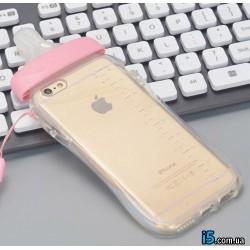 Чехол розовая соска на Iphone 7 PLUS