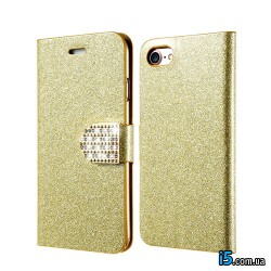 Чехол золотой песок на Iphone 8 PLUS
