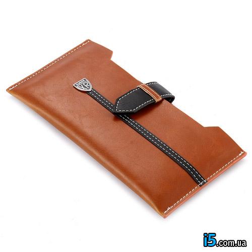 Чехол бумажник на Iphone 7