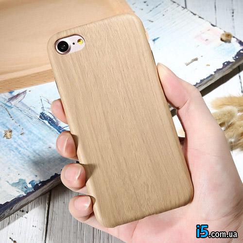 Чехол древесина на Iphone 8 PLUS