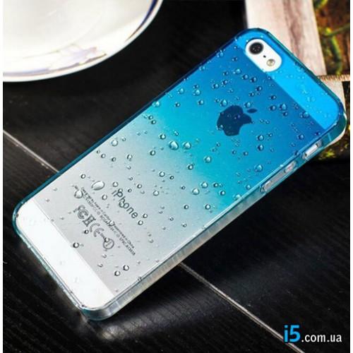 Чехол капли дождя на Iphone 7