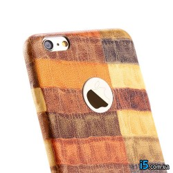 Чехол кожа крокодила на Iphone 7 PLUS