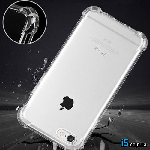 Чехол противоударный на Iphone 8