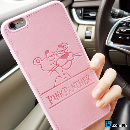 Чехол pink panther на Iphone 8 PLUS