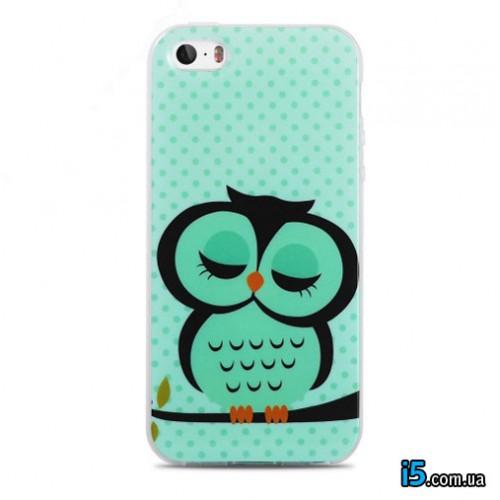 Чехол сова на Iphone 7