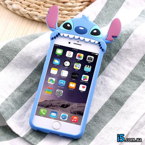 Чехол стич на Iphone 7