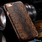Чехол змеиная кожа на Iphone 7