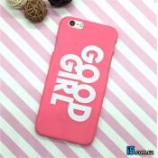 Чехол пластиковый Good Girl на Iphone 7
