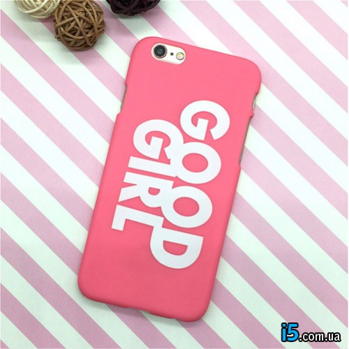 Чехол Good Girl на Iphone 6/6s plus