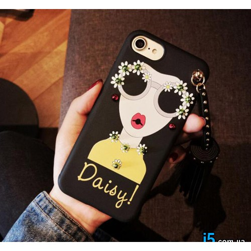 Чехол Korean Daisy на Iphone 7