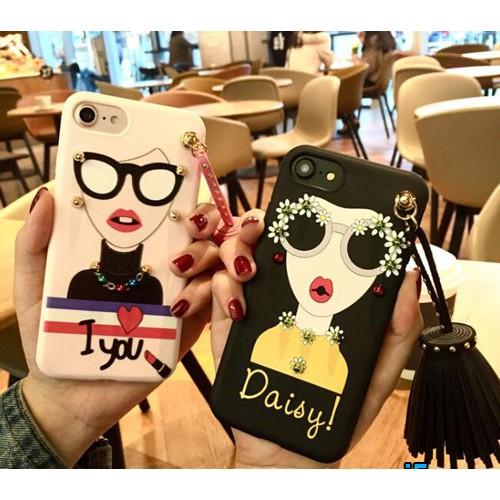 Чехол корейская мода Daisy на Iphone 6/6s