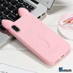 Чехол силиконовый Кот на Iphone X 10