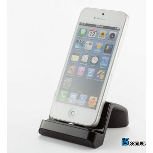 Док станция с кабелем USB для Iphone 5/5s 6/6s